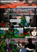 Черепашки-ниндзя: Ренегат TMNT: Turtle Turncoat - Глава 4. Финальная битва. - 35.jpg