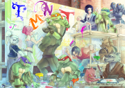Зарубежный Фан-Арт - contest_entry_tmnt_fans___by_cathy0720-d4trf01.png