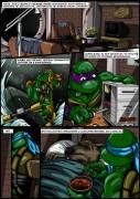Черепашки-ниндзя: Ренегат TMNT: Turtle Turncoat - Глава 4. Финальная битва. - 36.jpg