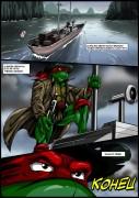 Черепашки-ниндзя: Ренегат TMNT: Turtle Turncoat - Глава 4. Финальная битва. - 38.jpg