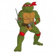 TMNT рисунки от Michelangelo - Raph_sai1_coloured.jpg