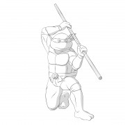 TMNT рисунки от Michelangelo - Don_bo_2_shade.jpg