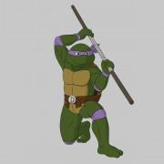 TMNT рисунки от Michelangelo - Don_bo_2_coloured.jpg