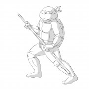 TMNT рисунки от Michelangelo - Don_bo_3_shade.jpg