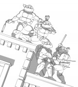 TMNT рисунки от Michelangelo - Roof_shade.jpg