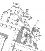 TMNT рисунки от Michelangelo - Roof_shade.jpg