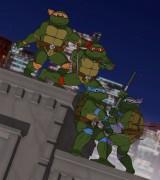 TMNT рисунки от Michelangelo - Roof_coloured.jpg