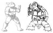 TMNT рисунки от Michelangelo - Mike_Eastman_shade.jpg
