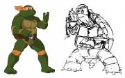 TMNT рисунки от Michelangelo - Mike_Eastman_coloured.jpg