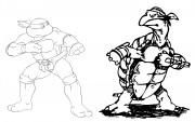TMNT рисунки от Michelangelo - Mike_Laird.jpg