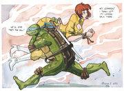 Зарубежный Фан-Арт - Ninja Rescue.jpg