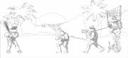 TMNT рисунки от Michelangelo - Sewer_Spitting_shade.jpg