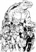 Зарубежный Фан-Арт - Ninja Turtles Volume 4.jpg