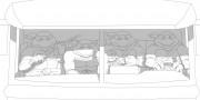 TMNT рисунки от Michelangelo - Turtles_to_the_rescue_shade.jpg