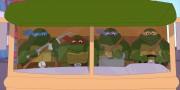 TMNT рисунки от Michelangelo - Turtles_to_the_rescue_coloured.jpg