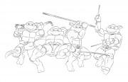 TMNT рисунки от Michelangelo - Turtles.jpg