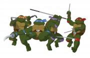 TMNT рисунки от Michelangelo - Turtles_coloured.jpg