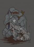 TMNT рисунки от Kataoko - горечсн.jpg
