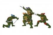 TMNT рисунки от Michelangelo - Turtles_1_coloured.jpg