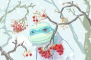 TMNT рисунки от Kataoko - зимний Лео.jpg