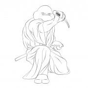 TMNT рисунки от Michelangelo - Iaido.jpg