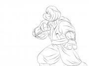 TMNT рисунки от Michelangelo - Ninja_tanto.jpg