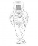 TMNT рисунки от Michelangelo - Komuso.jpg