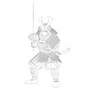 TMNT рисунки от Michelangelo - Samurai_tachi.jpg