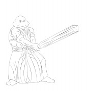 TMNT рисунки от Michelangelo - Furibo.jpg