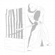 TMNT рисунки от Michelangelo - tameshigiri_shade.jpg