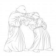 TMNT рисунки от Michelangelo - Jujutsu.jpg