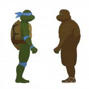 TMNT рисунки от Michelangelo - Shinobi_coloured.jpg