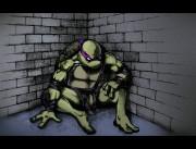TMNT рисунки от Van :  - 2013.11.22_Donatello_in color_3.jpg