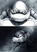 TMNT рисунки от Van :  - 2013.12.01_Donatello_000_s.jpg