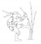 TMNT рисунки от Van :  - 2012.06.28_Donatello_01_1.jpg