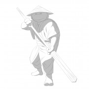 TMNT рисунки от Michelangelo - Eku_shade.jpg