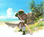 TMNT рисунки от Michelangelo - Eku_coloured.jpg
