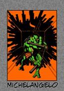 TMNT рисунки от Van :  - 2014.02.24_Michelangelo_01.jpg