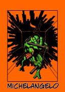 TMNT рисунки от Van :  - 2014.02.24_Michelangelo_02.jpg