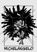TMNT рисунки от Van :  - 2014.02.24_Michelangelo_05.jpg