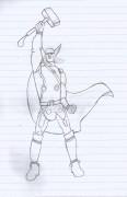 Тор - могучий Бог-громовержец - Thor.jpg