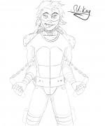TMNT рисунки от Rurim - Mikey.jpg