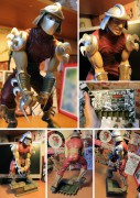 Статуи Рафаэля и Шреддера от SIDESHOW  - statue_sideshow_shredder_collage.jpg