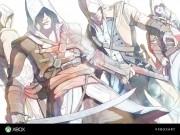 Черепашки Ниндзя VS Ассассины - ассассины.jpg