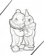 TMNT рисунки от Kataoko - контур.jpg