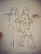 TMNT рисунки от Rurim - 3YLLG3xXRig.jpg