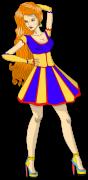 Капля искусства - Ginger-girl-by-R-m0k.png