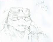 TMNT рисунки от Rurim - Raphril au1.jpg