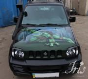 Изображения TMNT, их символика и т.п. на различных предметах - Авто1.jpg