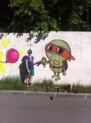 Изображения TMNT, их символика и т.п. на различных предметах - Граффити1.jpg